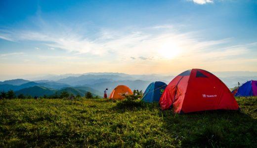 キャンプで気持ちよく昼寝したい方に必見のグッズを紹介。コットを使うとすべてが解決。